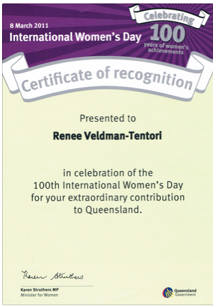 2011 International Womens Day